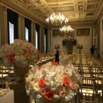 Beautiful Sir Francis Drake Hotel Wedding Ceremony